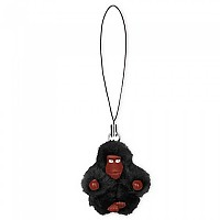[해외]키플링 Monkey Clip XS Key Ring 10 Units True Black