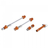 [해외]XLC QR-L08 Set With Anti-Theft 1137809942 Orange