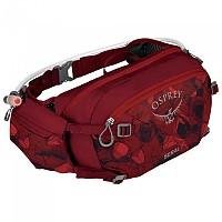 [해외]오스프리 Seral 7L Waist pack 1137940992 Claret Red