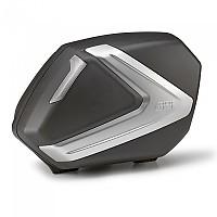 [해외]GIVI V37 Tech Side Cases Set 9138000147 Black / Smoke