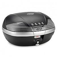[해외]GIVI V46 Tech Top Case 9138000151 Black / Clear / Black