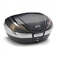 [해외]GIVI V56NNT Maxia 4 Top Case 9138000164 Black / Smoke / Carbon