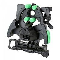 [해외]CARSON OPTICAL HookUpz Pro Smartphone Binoculars 4137969340 Black / Green