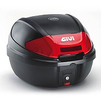 [해외]GIVI E300N Top Case 9138009956 Black / Red