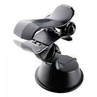 [해외]MUVIT Dashboard/Windshield Universal Mobile Car Support Clamp 6.5 Inches 1137555709 Black