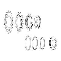 [해외]스램 Cassette Stealth Ring Set XG1270 Force 1137670903 Black