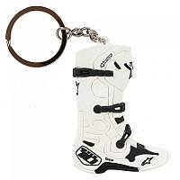 [해외]알파인스타 Tech 10 Boot Key Ring 9137786296 White