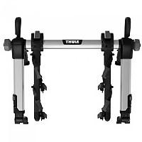 [해외]툴레 OutWay Hanging Bike Rack For 2 Bikes 1137943803 Black / Silver