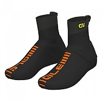 [해외]ALE Aero Overshoes 1136602182 Black / Orange Fluo