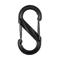 [해외]NITE IZE S Biner 2 Plastic Key Ring 4138024453 Black