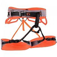 [해외]마무트 Comfort Fast Adjust Harness 4137424938 Shark / Safety Orange