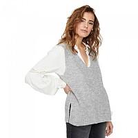 [해외]ONLY Cora Vest Light Grey Melange