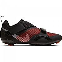[해외]나이키 SuperRep Shoes 1137913697 Black / Metallic Silver / Hyper Crimson