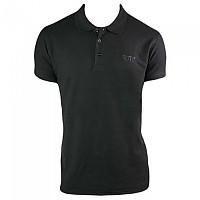 [해외]JEANSTRACK Malmo Short Sleeve Polo Shirt 1138024835 Black