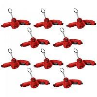[해외]키플링 Monkey Key Ring 10 Units Cherry Tonal