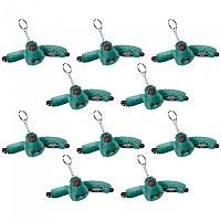 [해외]키플링 Monkey Key Ring 10 Units Airy Jeans Blue