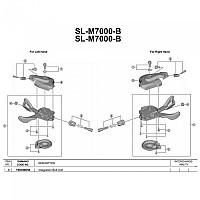 [해외]시마노 SL-M610 1137973812 Black