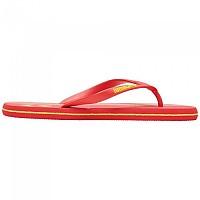 [해외]험멜 Multi Stripe Flip Flops 3138037512 Hibiscus