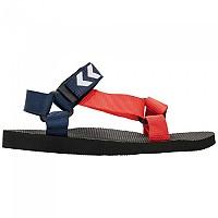 [해외]험멜 Strap Flip Flops 3138037520 Multi Colour