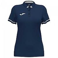 [해외]조마 Championship VI Short Sleeve Polo Shirt 3137977941 Dark Navy / White