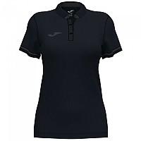 [해외]조마 Championship VI Short Sleeve Polo Shirt 3137977944 Black / Anthracite