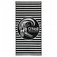 [해외]오닐 Logo Towel Black Out