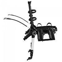 [해외]툴레 OutWay Platform Bike Rack For 2 Bikes 1137943802 Black / Silver