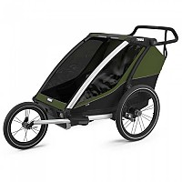 [해외]툴레 Chariot Cab 2 1137943917 Cypress Green