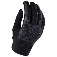[해외]트로이리디자인 Luxe Long Gloves 1137759590 Floral Black