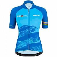 [해외]산티니 UCI World Tour ECO Jersey 1137962008 Blue