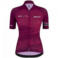 [해외]산티니 UCI World Tour ECO Jersey 1137962009 Purple