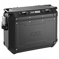 [해외]GIVI Trekker Outback 37 Side Cases Set 9138044182 Black