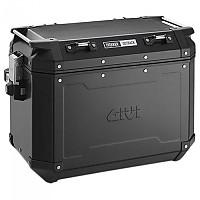 [해외]GIVI Trekker Outback 48 Side Cases Set 9138044185 Black