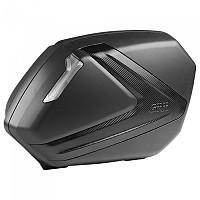 [해외]GIVI V37NNT Side Cases Set 9138044426 Black / Clear / Carbon