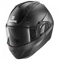 [해외]샤크 Evo GT Encke Modular Helmet 9137761217 Matte Black / Anthracite / Anthracite