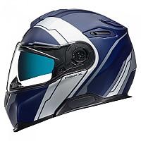 [해외]넥스 X.Vilitur Meredian Modular Helmet 9137764731 Blue / Grey Matte