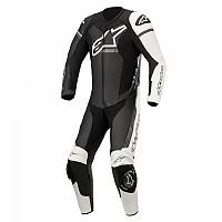 [해외]알파인스타 GP Force Phantom Suit 9137823313 Black / White / Metallic Grey