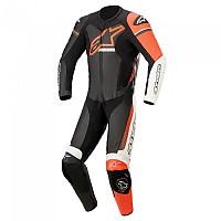 [해외]알파인스타 GP Force Phantom Suit 9137823314 Black / White / Red Fluo