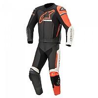 [해외]알파인스타 GP Force Phantom Suit 9137823316 Black / White / Red Fluo