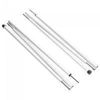 [해외]노르디스크 Dac Tarp Pole Short 2 Units 4136653458 Silver