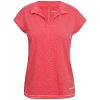 [해외]ICEPEAK Millerton Short Sleeve Polo Shirt 4138041690 Hot Pink