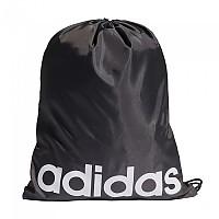 [해외]아디다스 Essentials Logo 16L Drawstring Bag Black / White