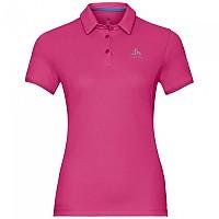 [해외]오들로 Kumano Short Sleeve Polo Shirt 4136739699 Beetroot Purple