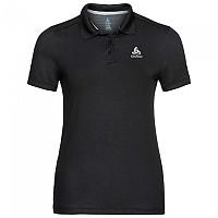 [해외]오들로 F-Dry Short Sleeve Polo Shirt 4137969925 Black