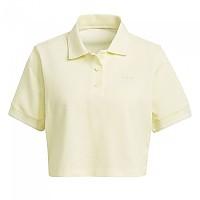 [해외]아디다스 ORIGINALS Short Sleeve Polo Shirt Haze Yellow