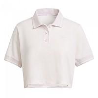 [해외]아디다스 ORIGINALS Short Sleeve Polo Shirt Pearl Amethyst