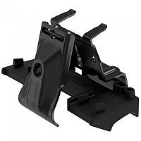 [해외]툴레 Kit Flush Rail 6079 Ford Focus Active 5 Doors 19+ 1138068938 Black