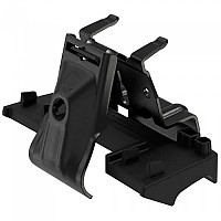 [해외]툴레 Kit Flush Rail 6090 Mazda CX-8 5 Doors 18+ 1138068941 Black