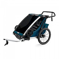 [해외]툴레 Chariot Cross 2 1137943913 Majolica Blue