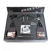 [해외]ROTOR UNO Road Rim Brake Groupset 1136710297 Black